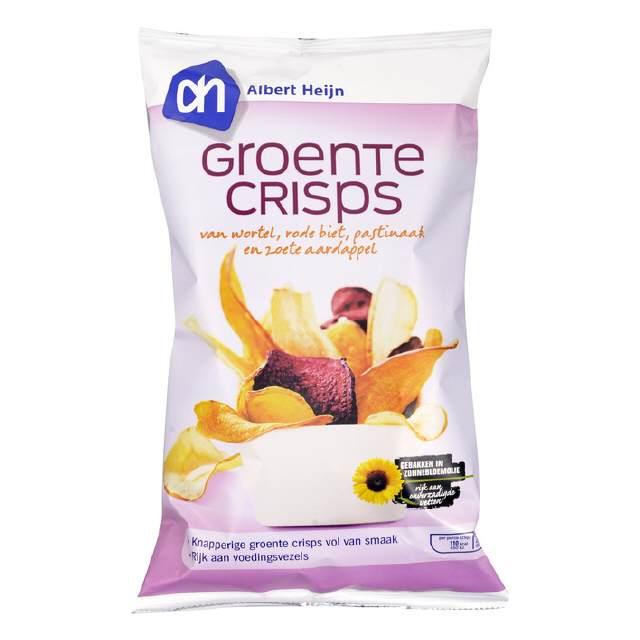 AH Groentecrisps chips,Lebensmittel online bestellen,Holland Shop ...