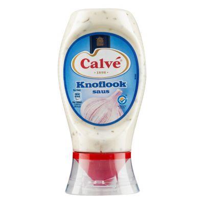 Calve Knoflooksaus,Holländischer online Lebensmittel Shop. Produkte ...