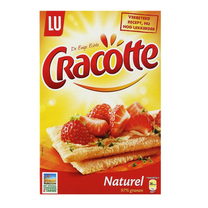 koolhydraten crackers