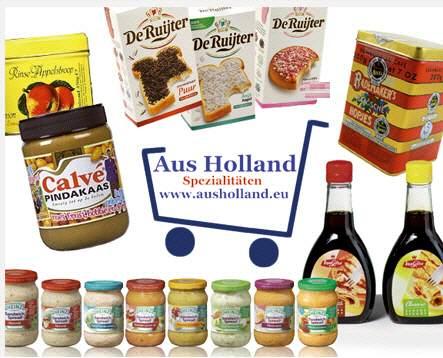 Holländische Lebensmittel,Typisch Holländisch! - Spezialitäten und mehr