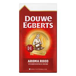D.E. Aroma Rood, Grobe Mahlung