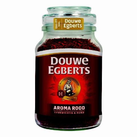 D.E. OPLOSKOFFIE AROMA ROOD