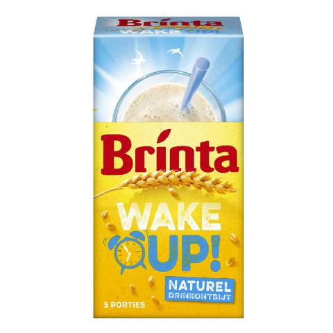 Brinta Wake up drinkontbijt
